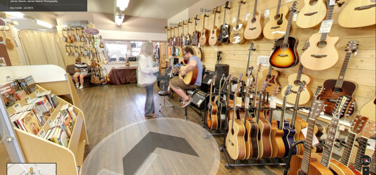 Music is Life and The Southern Ukulele Store