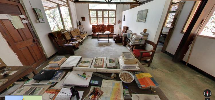 Jane Goodall's Home