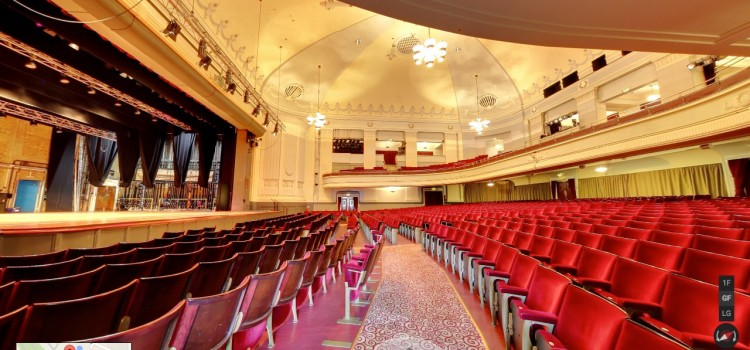 Pavilion Theatre Bournemouth